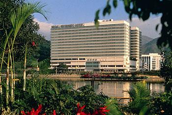 香港沙田丽豪酒店